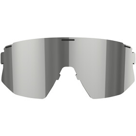 Bliz Breeze Spare Lens, smoke with silver mirror